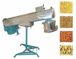Batch Mixer for Kurkure Plant