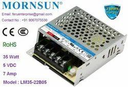 LM35-22B05 Mornsun SMPS Power Supply
