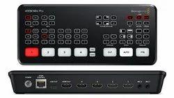 Blackmagic  Atem Mini Pro 4 Channel HDMI Switcher