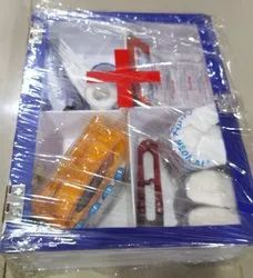 First Aid Kit, Packaging Type: Box