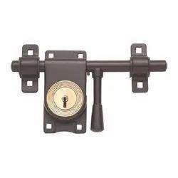 Harrison 200mm Single And Double Door Rod Lock