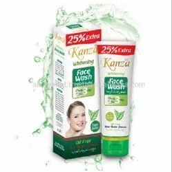Kanza Face Wash With Herbal Extracts