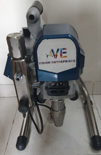 Vision Enterprises Ultra Best 395 Airless machine