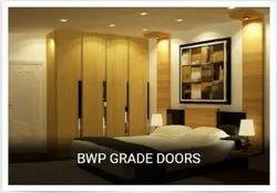 Revolving BWP Grade Door, For Home