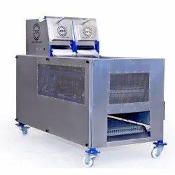 Super Deluxe Semi Automatic Chapati Making Machine