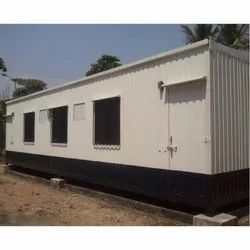 Stainless Steel Portable Cabins