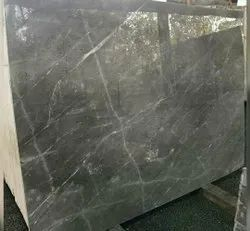 Mukesh Marbles Italy Gery Italian Marble, Slab, Thickness: 20 mm