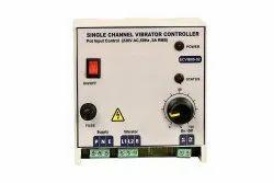 SINGLE CHANNEL VIBRATOR CONTROLLER