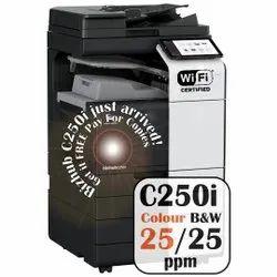 Konica Toner And Minolta Colour Printer