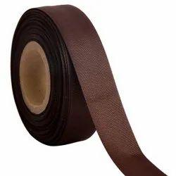 Gross Grain - Coffee Ribbons 25mm /1''inch Gross Grain Ribbon 20mtr Length