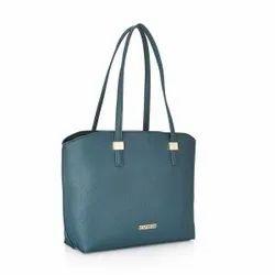 Caprese Emerald Tote Bag