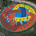 EPDM Rubber Kids Play Area Flooring Mat