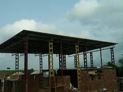 Steel Panel Build Industrial Prefabricated Shed