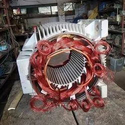 Induction Motor Rewinding And Repairing Services