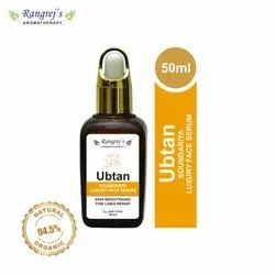 Rangrej''s Aromatherapy Ubtan Soundarya Luxury Face Serum,For Skin Brightening,Fine Line Repair 50ml