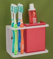 Acrylic Toothbrush Holder