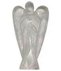 Crystal Angel Sculpture