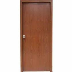 Brown Wooden Front Door, For Home