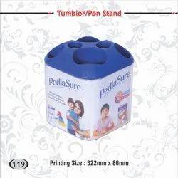 Plastic Multicolor Tumbler / Pen Stand (PediaSure), For Everywhere