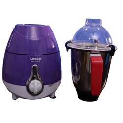Lesco Purple 750W Fusion Mixer Grinder, For Wet & Dry Grinding