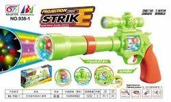 Strike Electric Gun Toy