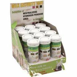 Milk Adulteration Test Kit