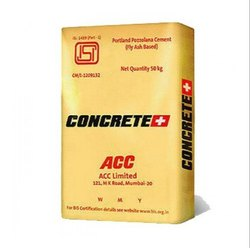 ACC Concrete Plus PPC Cement