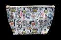 12 Inch Printed Cosmetic Bag