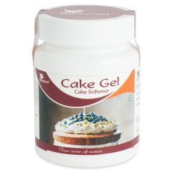 Blossom Sweet Cake Gel Cake Softener, For Bakery, Packaging Size: 125 G