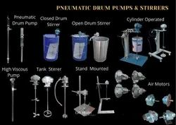 Air Operated Stirrers