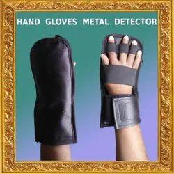 Hand Gloves Gold Metal Detector