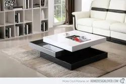 Modern Wooden Coffee Table, For Home