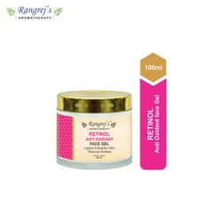 Rangrej''s Aromatherapy Retinol Anti Oxidant Face Gel For Skin Lighten/Brighten/Glowing