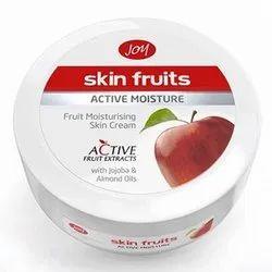 White 15ml Joy Skin Fruits Cream, For Personal, Type Of Packaging: Plastic Jar