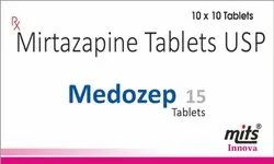 Mirtazipine Tablets 15 mg
