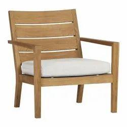 Weight: 10 Kg Brown Wooden Chair