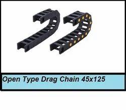 Open Type Drag Chain 45x125