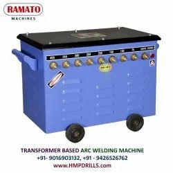 RAMATO 400 Amp (1 And 2 Phase) Transformer Welding Machine
