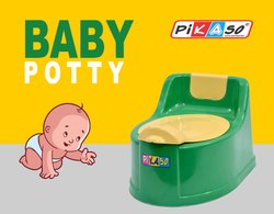 Baby Potty Pot