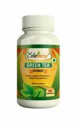 Herbal Erbzenerg Green Tea Extract Capsules, Non prescription, Packaging Type: Bottle