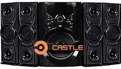 5.1 Black Castle Home Audio Speaker, 12V