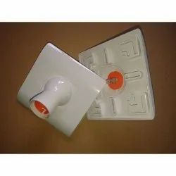 Orna White Modular Angle Bulb Holder, For Electrical Fitting, Base Type: B22