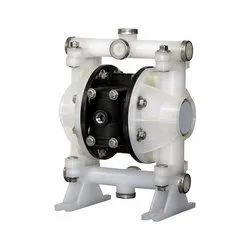 Solvent Air Operated Double Diaphragm Pump