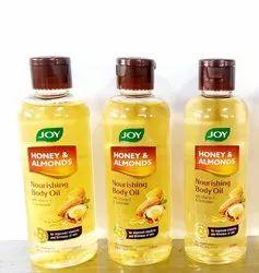 Body Oil PET Bottles