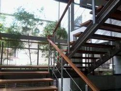 Wooden Designer Stair
