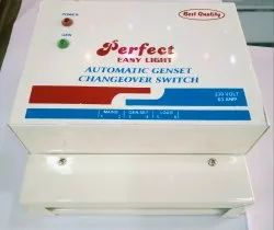 63 Ampere Single Phase Automatic Change Over Switch