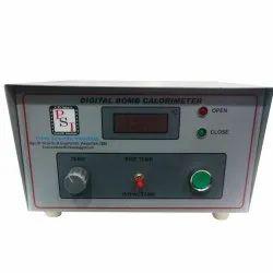 Digital Bomb Calorimeter (Model - A)