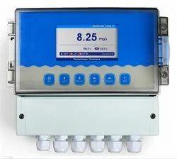 On-Line Oxygen Dissolving Apparatus By Fluorescence Method