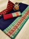 Heavy Doriya Indian Wear Saree