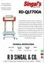 Pneumatic Pouch Sealer QLF700A
